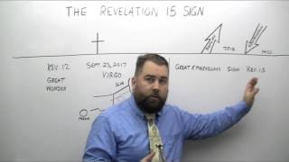 The Revelation 15 Sign: What it corresponds to in the sky!