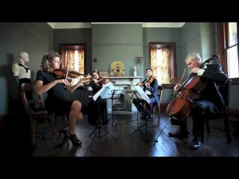 The Lovecats - The Cure - Stringspace String Quartet cover