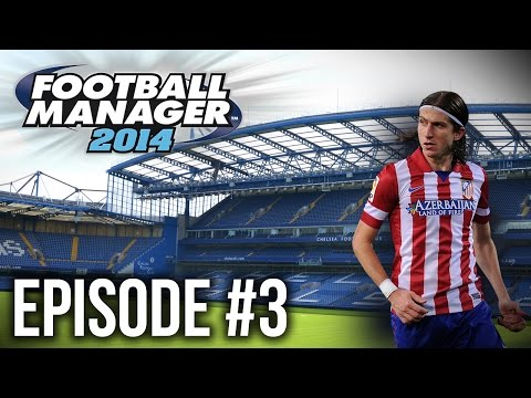 Football Manager 14: Chelsea FC #3 TRANSFER PROBLEM