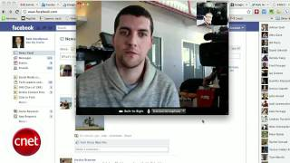 First Look_ Facebook launches video chat