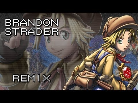 Dark Cloud 2 - Starlight Temple ReMix (A Starlit Temple for Two by Brandon Strader)