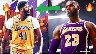 The Trade Idea to Send Anthony Davis to the Lakers! | Pairing Up With LeBron James in Los Angeles?