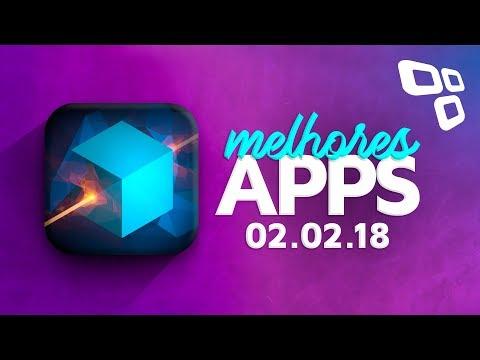 Melhores Apps da Semana para Android e iOS - Review (02/02/2018) - TecMundo