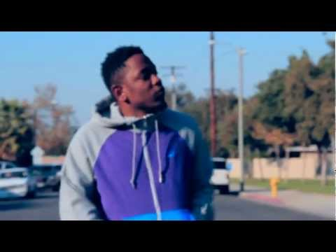 Kendrick Lamar Ft. Curren$y | Streets is All I Know | New 2013