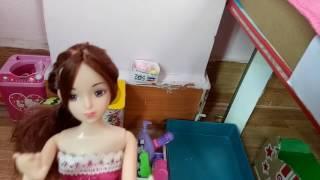Morning routine doll/ Buổi sáng của búp bê thế nào???