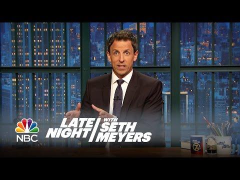 Couple Things: TSA Screw-Ups - Late Night with Seth Meyers