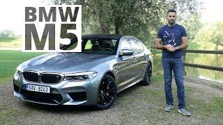 BMW M5 4.4 V8 600 KM, 2018 - test AutoCentrum.pl #401