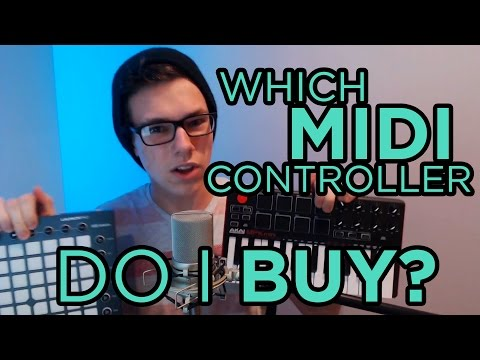 The BEST MIDI Controllers for FLStudio Users!