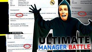 FIFA 17 : EIN FLUCH IN FIFA !!? 👻☠️ Alle LVs verletzt... 😡 Ultimate Manager Battle #6