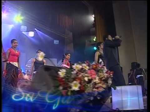 Nadee Ganga On Royal College Saga Stage - 2007 video