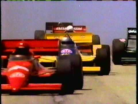Classic Indy Commercial - STP featuring Michael Andretti's car