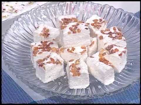 حلقه حلواني العرب القشده----حلويات المولد النبوي #الشيف قدرى #فوود