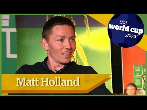 Netherlands vs Argentina preview with Matt Holland | Day 27 | World Cup Show