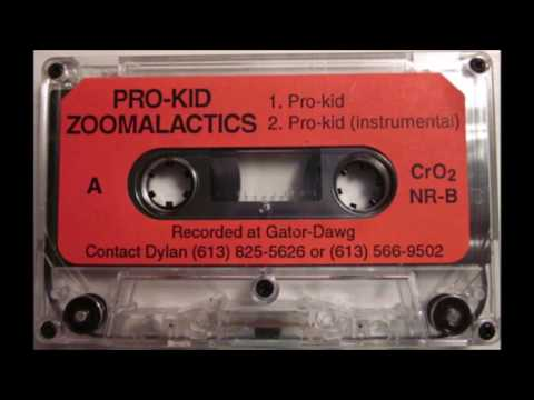 Zoomalactics - Pro Kid