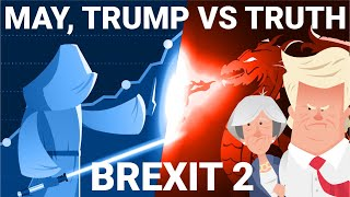 Brexit 2: May & Trump vs Truth, with Stephen Fry