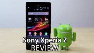 Review: Sony Xperia Z | SwagTab