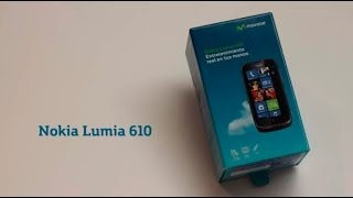 Review del Nokia Lumia 610 con Movistar