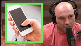 "Joe Rogan on Phone Addiction ""I'm Worried"""