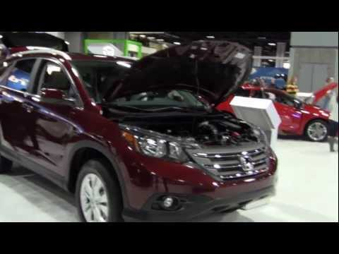 2014 HONDA CRV IN 2013 WASHINGTON DC AUTO SHOW 2013