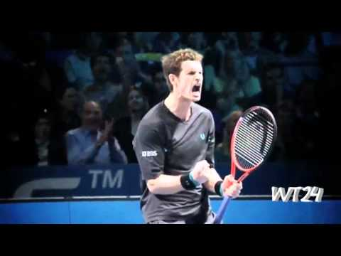 ANDY MURRAY - SUPERNATURAL ||HD||