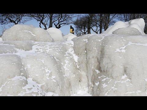 موجة برد قطبية تجتاح المناطق الشرقية للولايات المتحدة