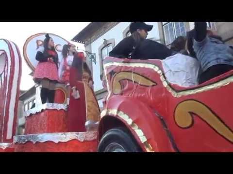 CARNAVAL DA CIDADE DE PENAFIEL 2015