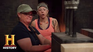 Forged in Fire: Master and Apprentice Team Up (Season 5) | History