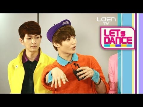 Let's Dance : SHINee(샤이니)