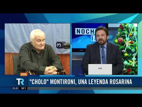Cholo Montironi en Telenoche
