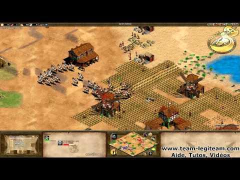 FR - Age of empires 2 - 1 vs 1 Venezuelaa vs FBT_Dee - Map Arabia