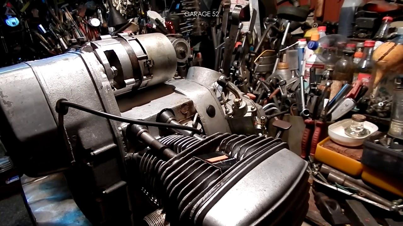 Ремонт двигателя днепр 11 своими руками