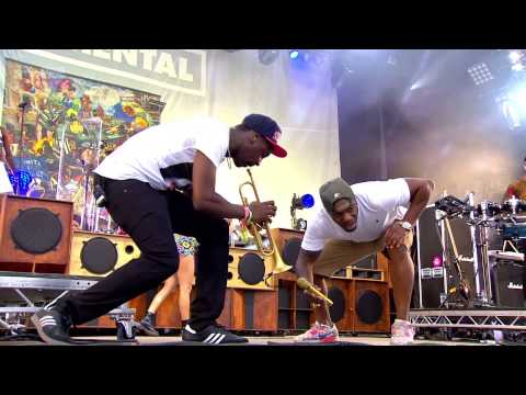 Rudimental - Waiting All Night - Glastonbury 2014[HD 1080i]