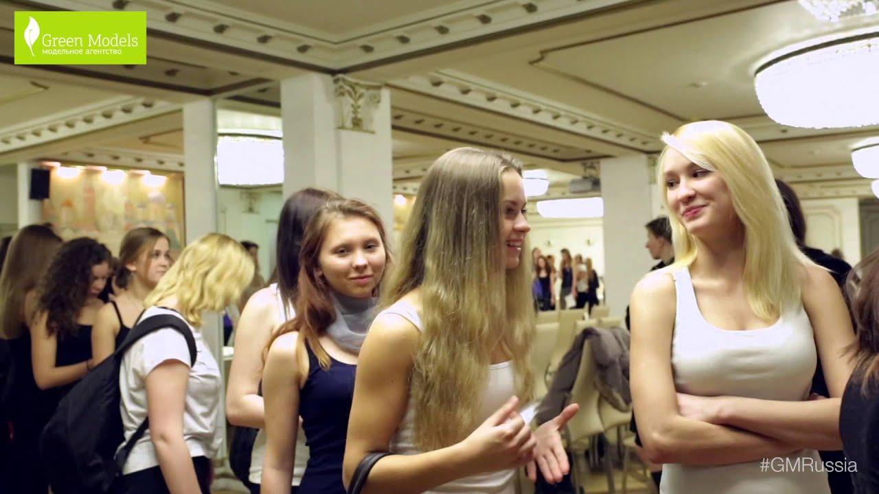 Фото моделей санкт-петербург