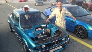 Mid Engine E30