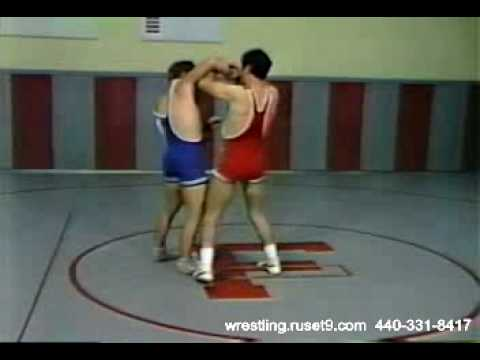 Ruset Patrascu (Greco - Roman Wrestling coach) Arm Throw Image 1