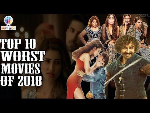 Top 10 Worst Movies of 2018 | Top 10 | Brainwash