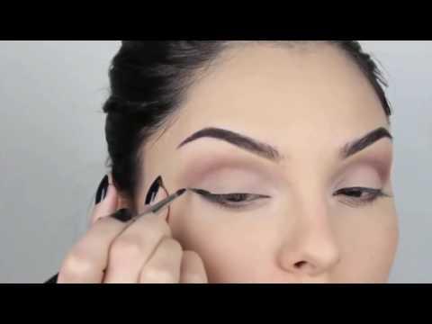 ВИДЕО: Макияж, визаж, make-up бровей