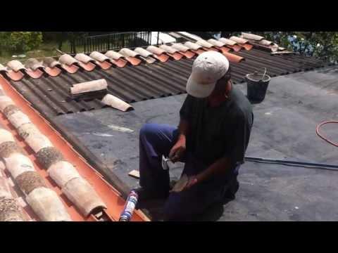Reparación Goteras en tejado,  solución definitiva TL 915282222 Tejados Madrid