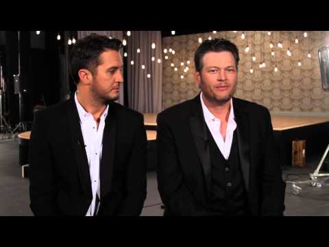ACM Entertainer of the Year Nominee Blake Shelton - 2014 ACM Awards