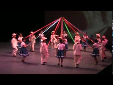 Danza de Matlachines del estado de Hidalgo