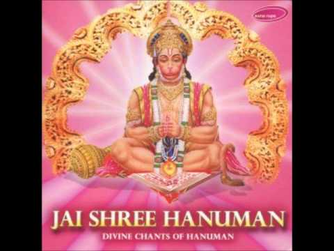 Hanuman Chalisa Raag Kalavati - Jai Shree Hanuman (Suresh Wadkar...
