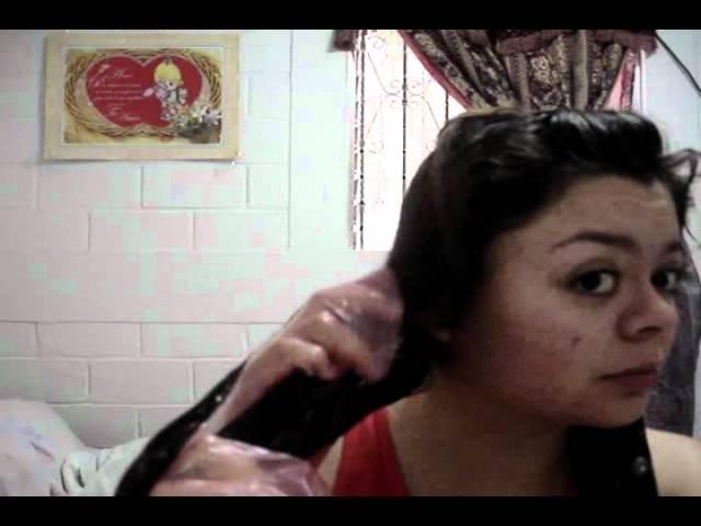 Como reparar el cabello dañado-katha