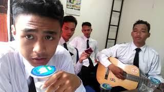 Mardua Holong Cover,.Vlog Calon Youtubers Setelah Live Streaming Purna Siswa Tahun 2018