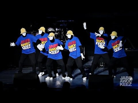 Jabbawockeez At Rebuild Philippines: A Benefit Concert video