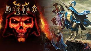 🔴 Heroes 3 - Diablo II: Pan Zniszczenia cz.2   !komendy