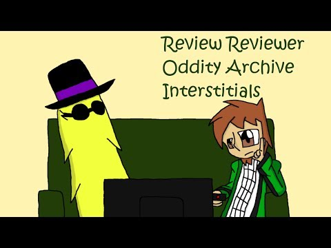 Review Reviewer: Oddity Archive Interstitials