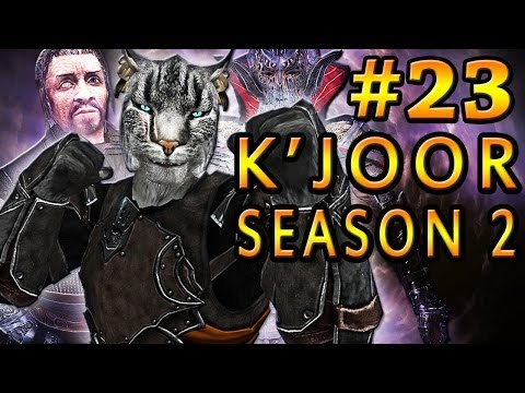 23 Final | Let's Play Skyrim With K'joor - Season 2 - the Dark Warrior video
