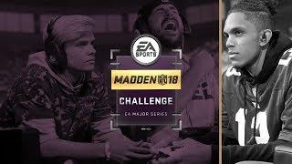 Madden Challenge 2018 Trailer