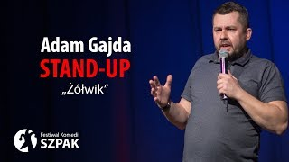 "Adam Gajda stand-up - ""Żółwik"""