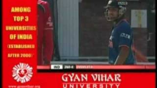 India v Zimbabwe 1st ODI - India Batting Part 03